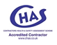 CHAS accreditation.