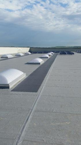 Membrane and Flat Roofs