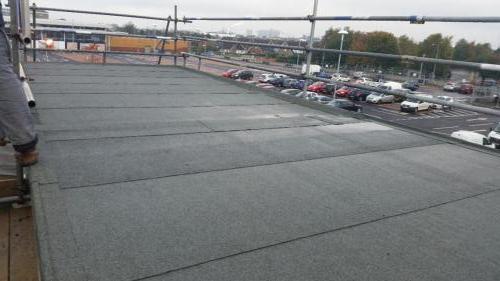 Membrane Flat Roofs
